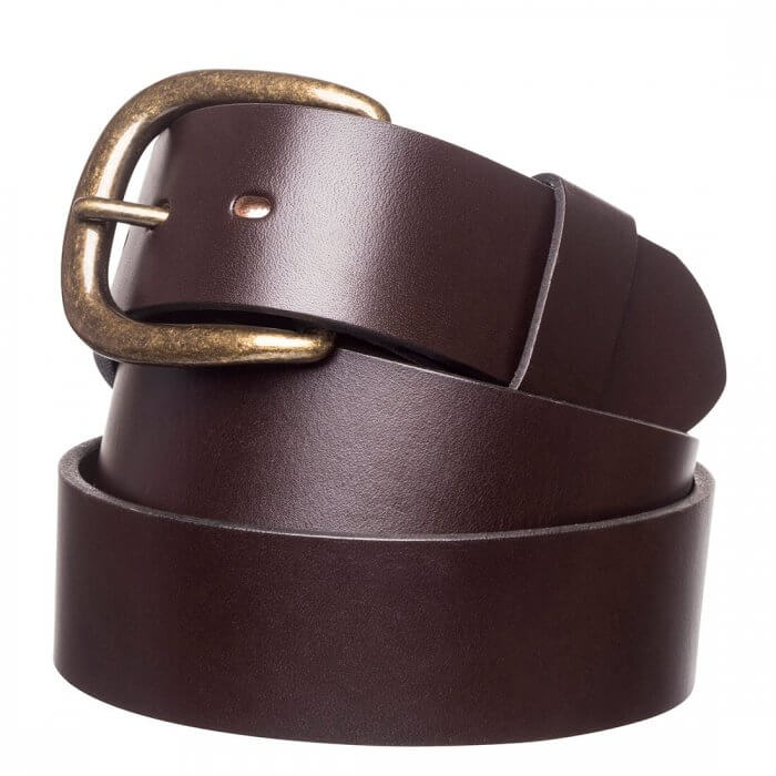 R.M. Williams Traditional 1 1/2 Inch Belt | Davids Of Haslemere