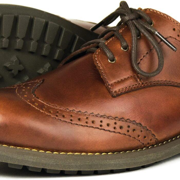 Orca Bay Country Brogue | Davids Of Haslemere