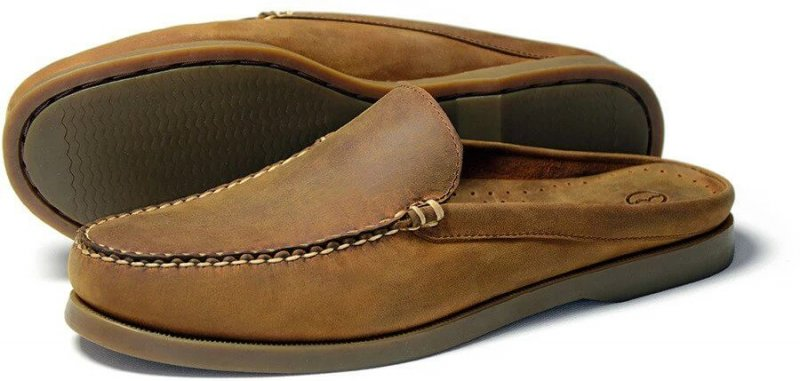Orca Bay Mule Slip On Shoes   Davids Of Haslemere