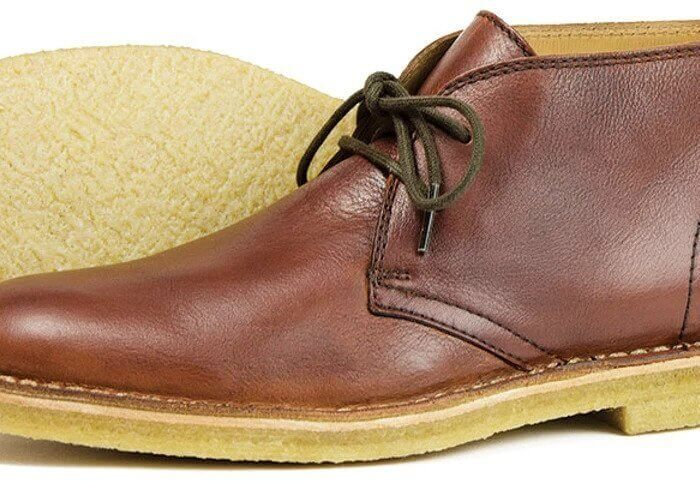 Orca Bay Gobi Leather Desert Boot | Davids Of Haslemere