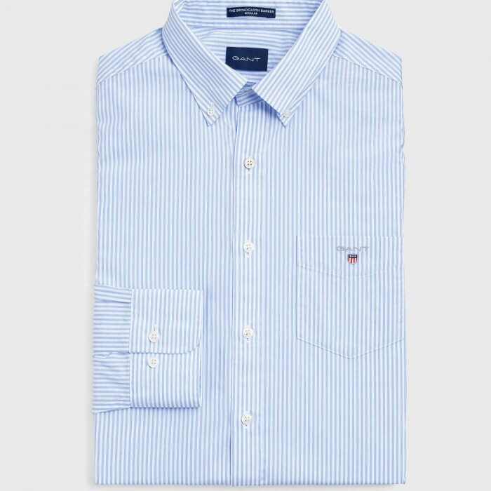 Gant Striped Shirt | Davids Of Haslemere