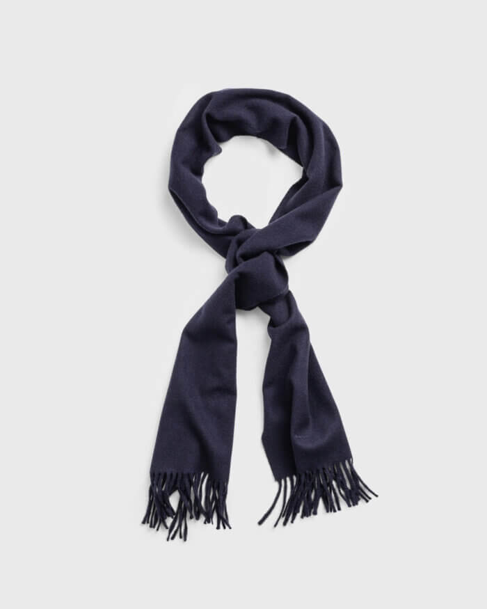 Gant Twill Scarf | Davids Of Haslemere
