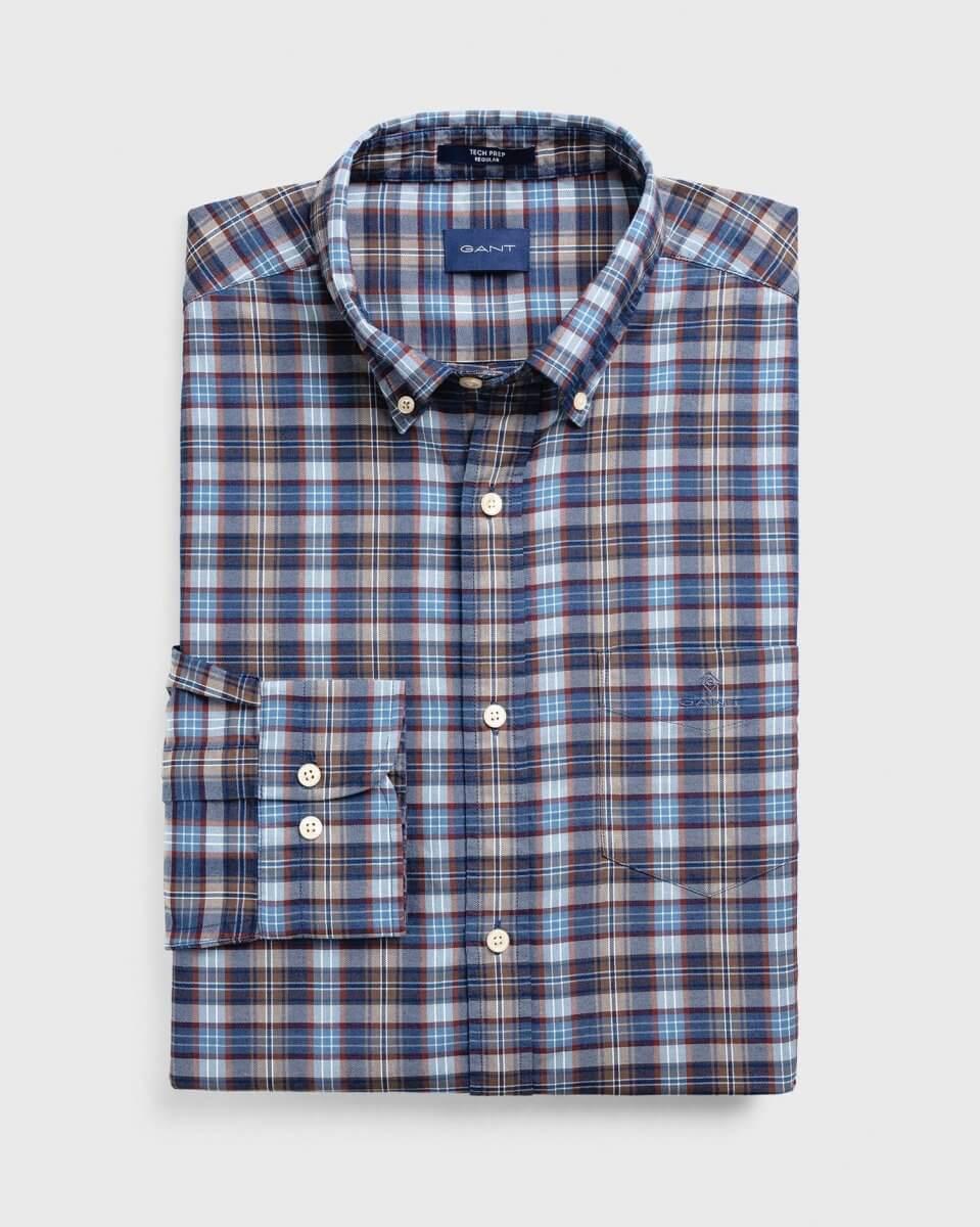 Gant Check Shirt   Davids Of Haslemere