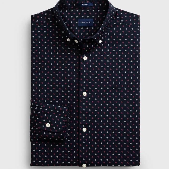 Gant Polka Dot Shirt | Davids Of Haslemere