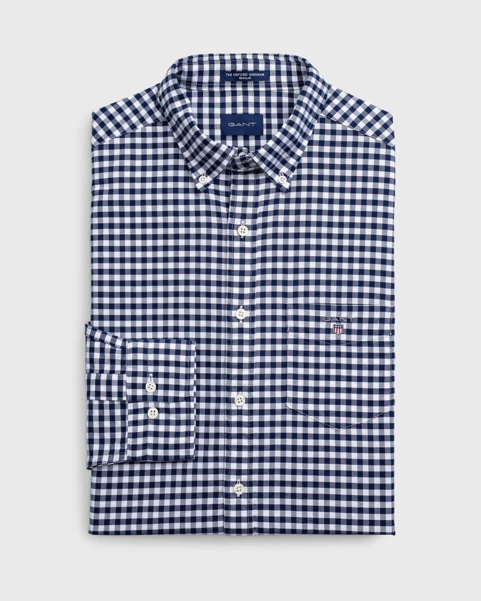 Gant Gillingham Shirt   Davids Of Haslemere