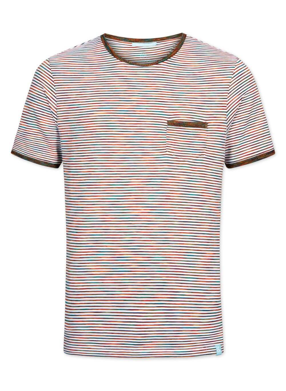 Colours & Sons Mario T-Shirt | Davids Of Haslemere