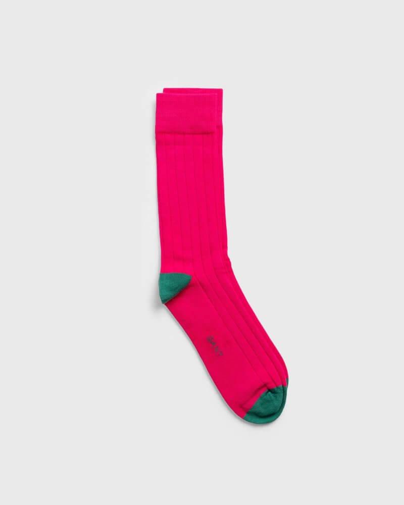Gant Contrast Colour Socks | Davids Of Haslemere