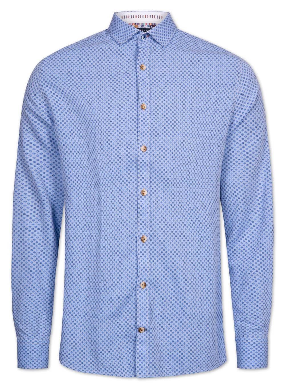 Colours & Sons Herringbone Shirt | Davids Of Haslemere