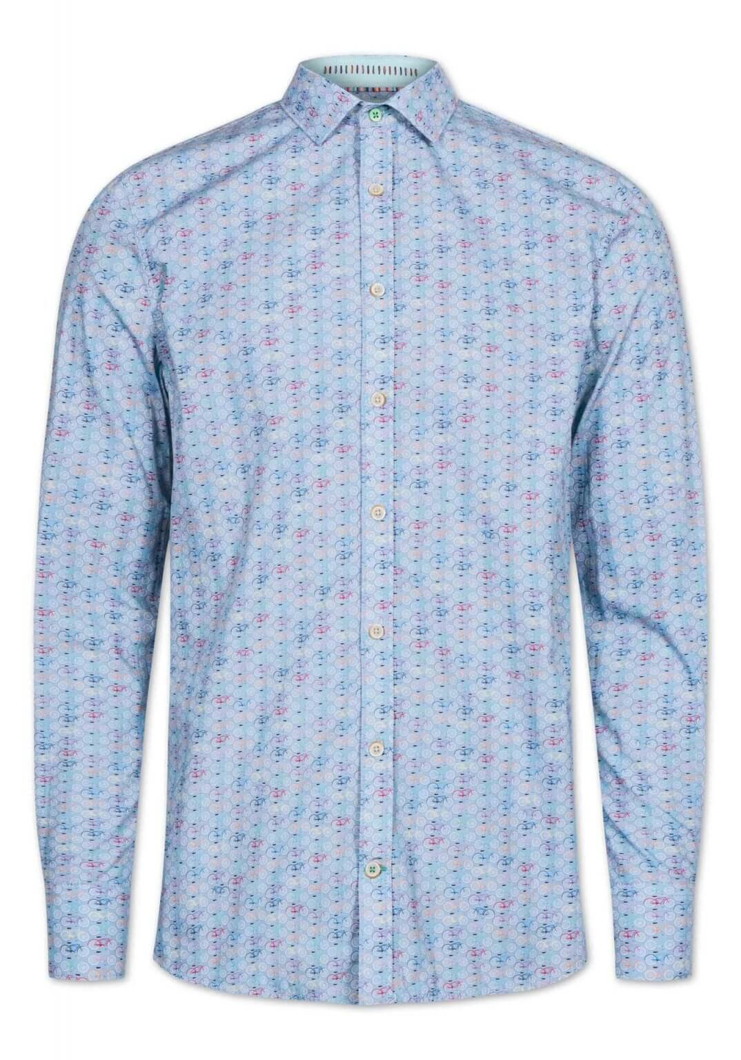 Colours & Sons Bicycle Shirt | Davids Of Haslemere