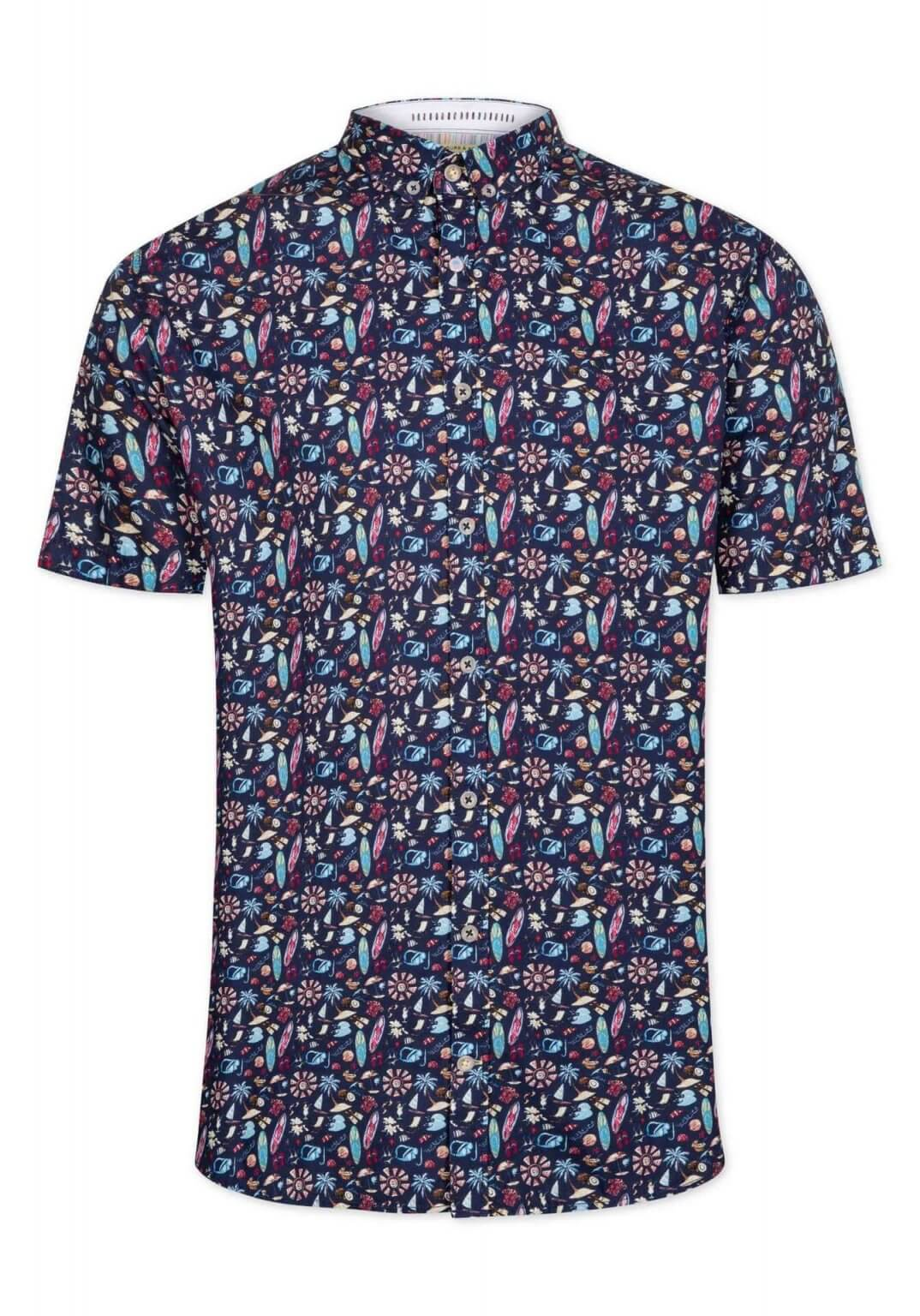Colours & Sons Surfboard Shirt | Davids Of Haslemere