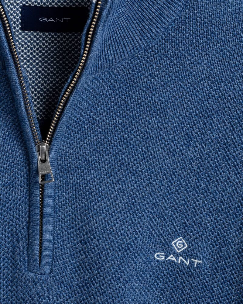 Gant Half-Zip Jumper | Davids Of Haslemere