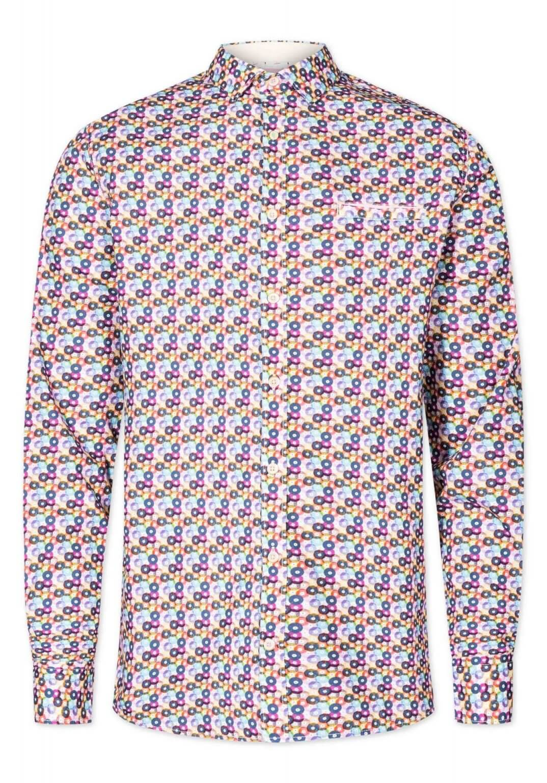 Colours & Sons Records Shirt | Davids Of Haslemere