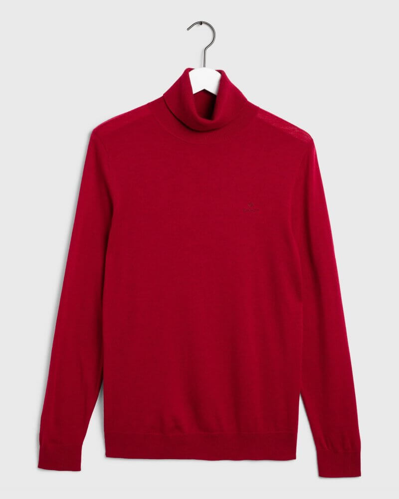 Gant Turtleneck Jumper | Davids Of Haslemere
