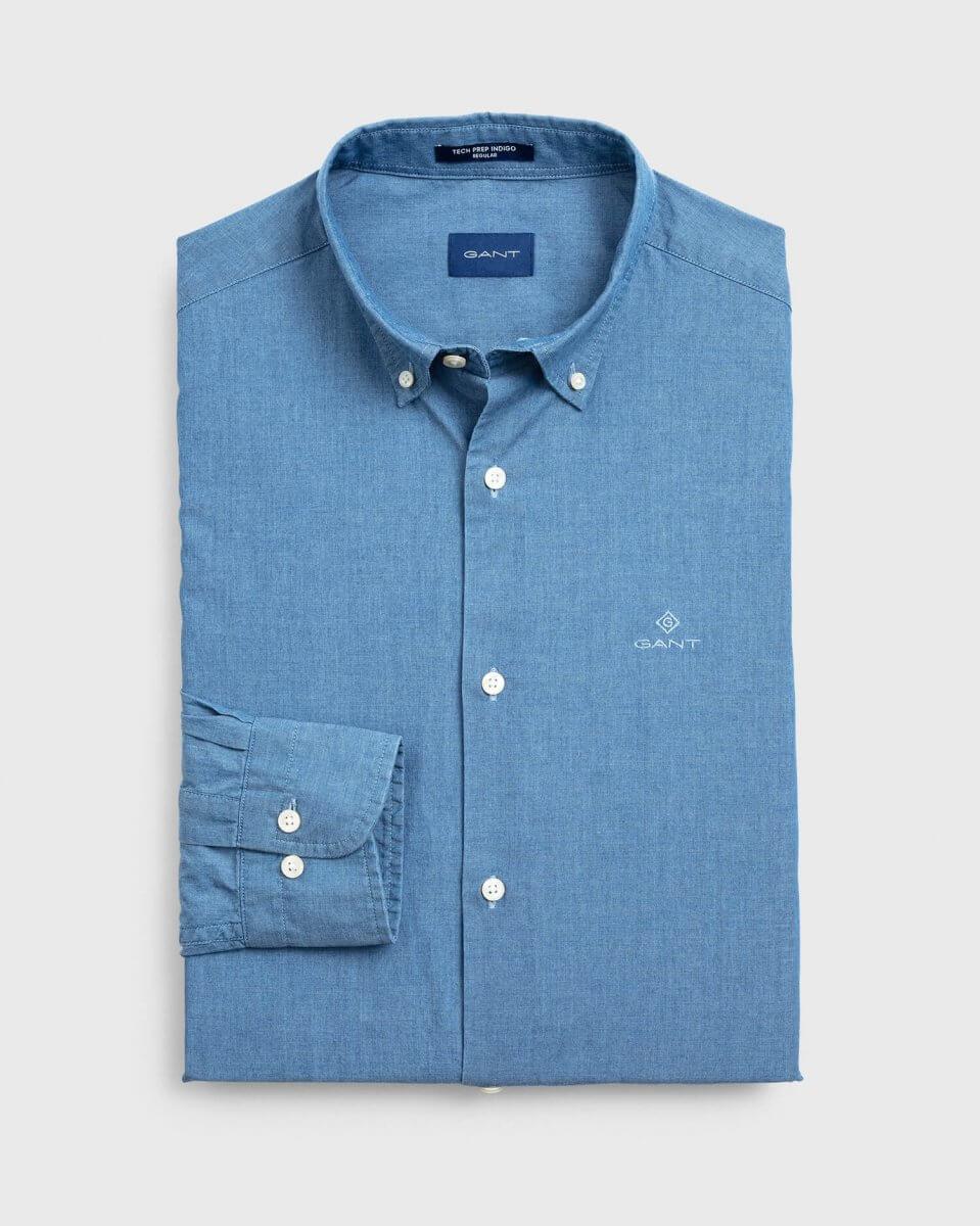 Gant Long-Sleeve Shirt | Davids Of Haslemere