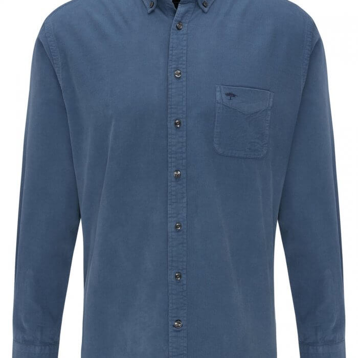 Fynch Hatton Corduroy Shirt | Davids Of Haslemere