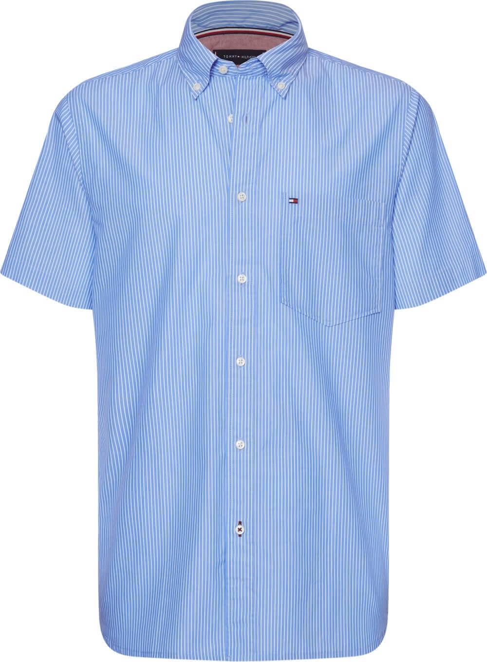 Tommy Hilfiger Stripe Shirt | Davids Of Haslemere