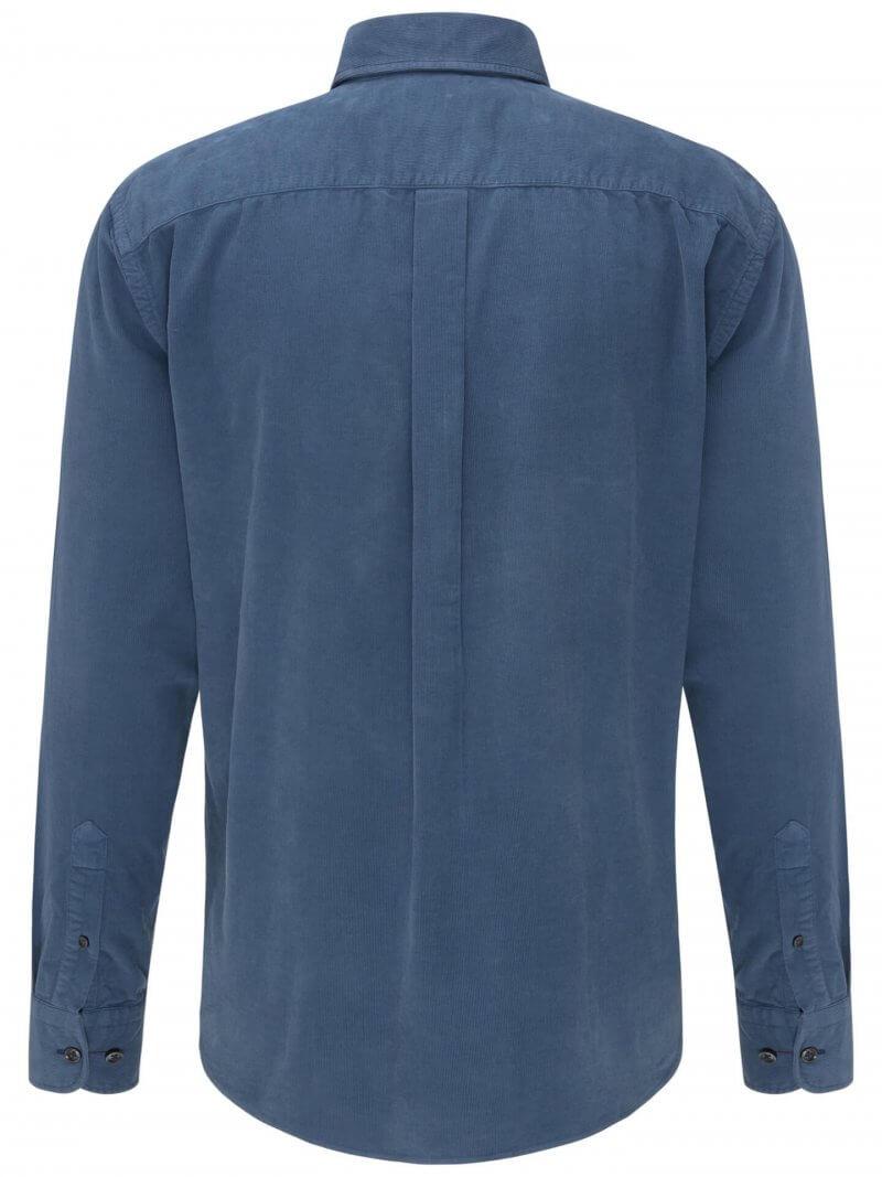 Fynch Hatton Corduroy Shirt | Davids Of Haslemere