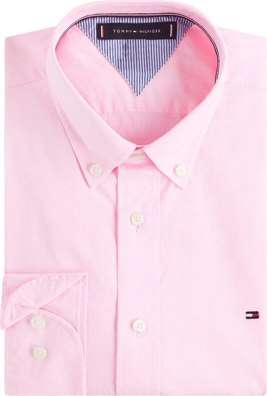 Tommy Hilfiger Oxford Shirt | Davids Of Haslemere