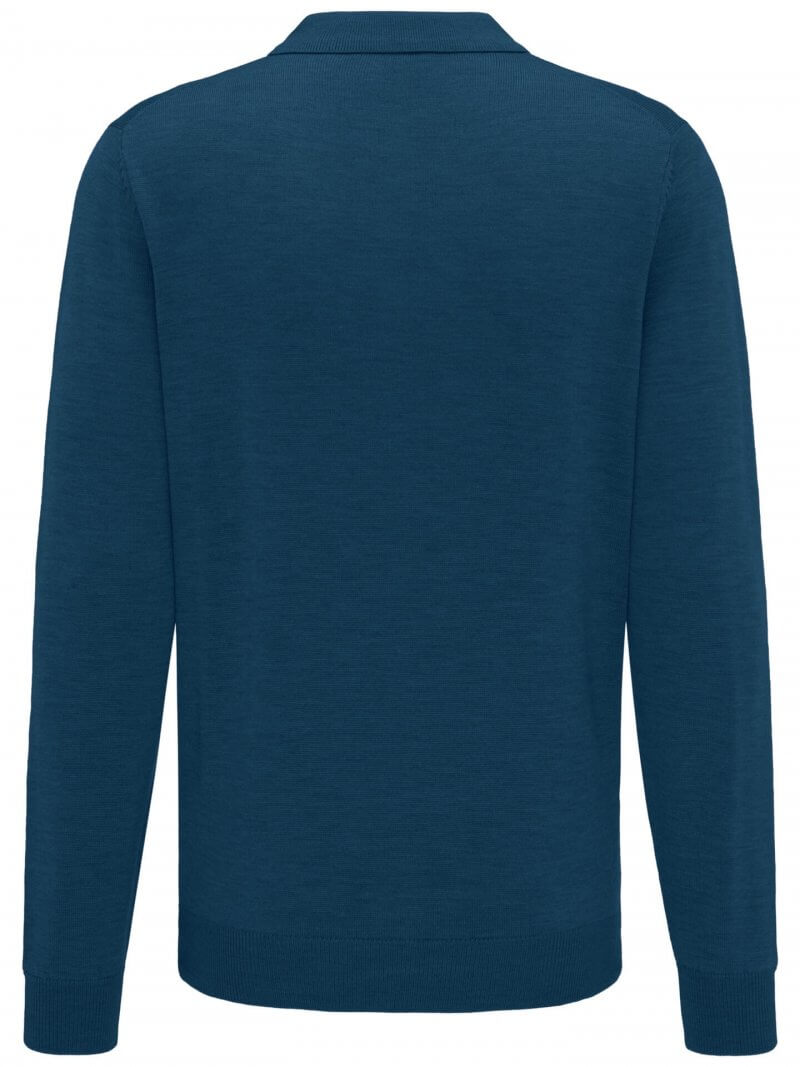 Fynch Hatton Polo Neck Merino Jumper | Davids Of Haslemere