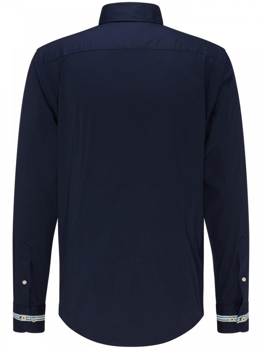 Fynch Hatton Premium Stretch Shirt | Davids Of Haslemere