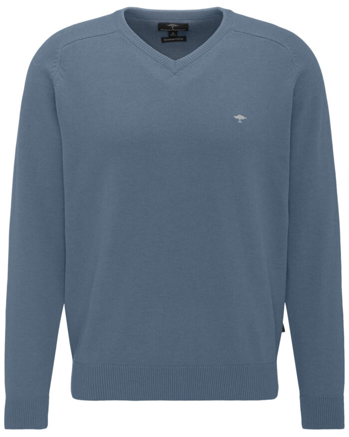 Fynch Hatton V Neck Jumper | Davids Of Haslemere