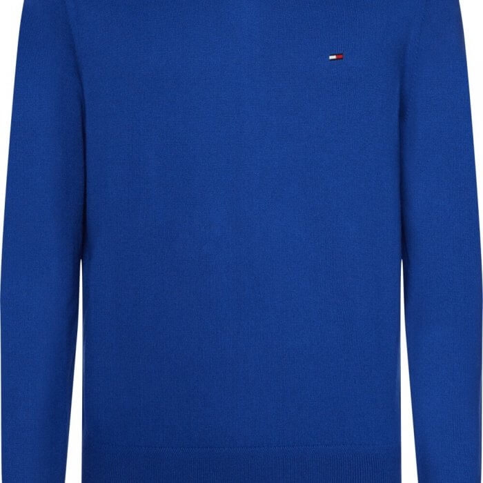 Tommy Hilfiger V Neck Sweater | Davids Of Haslemere