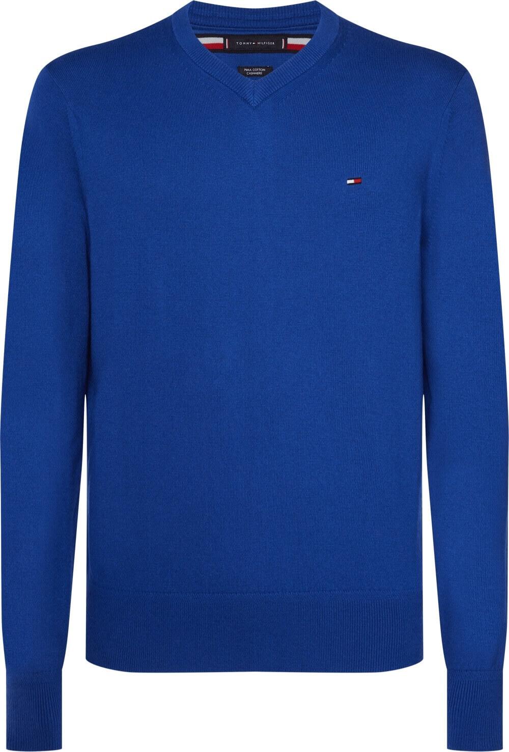 Tommy Hilfiger V Neck Sweater | Davids Of Haslemere