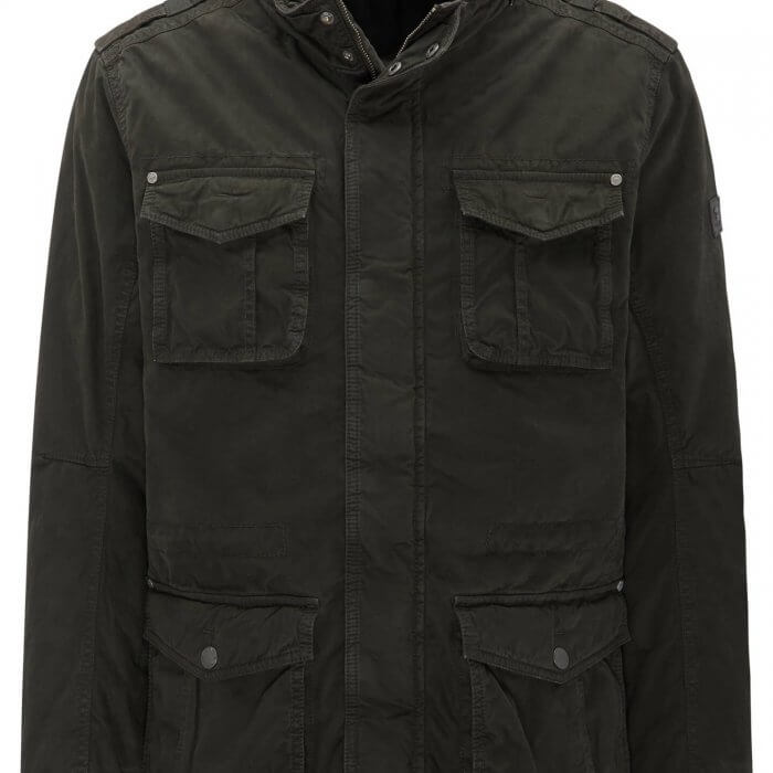 Fynch Hatton Field Jacket | Davids Of Haslemere