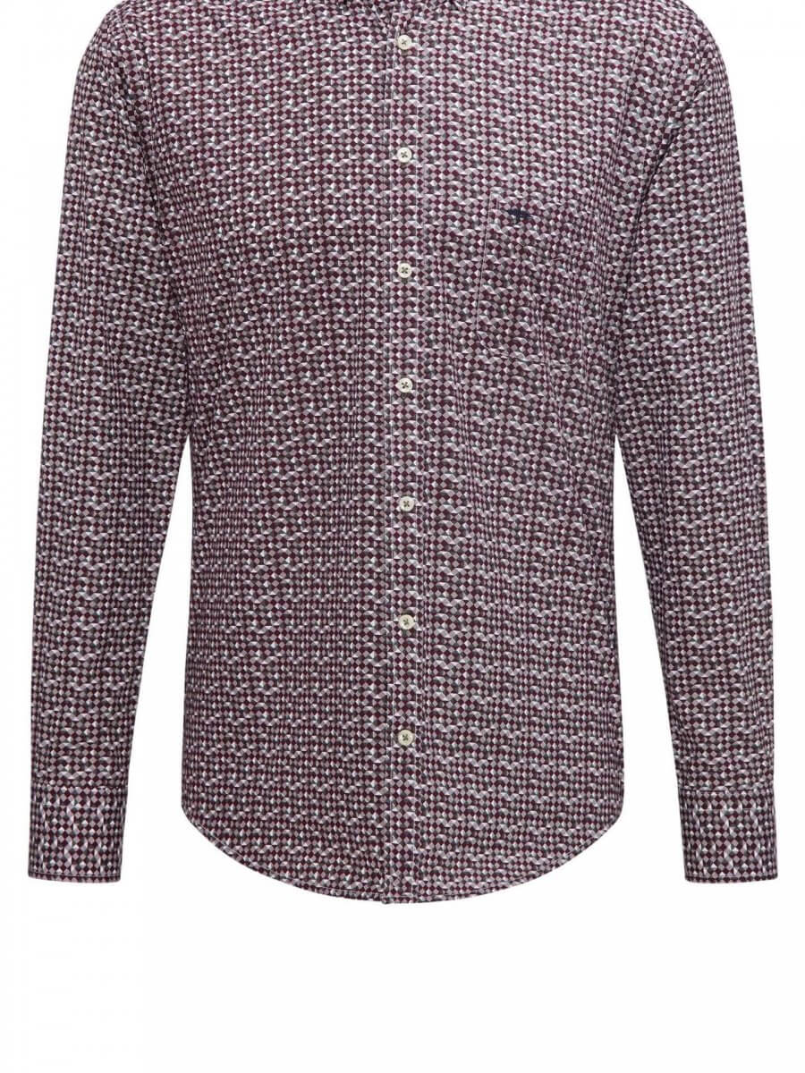 Fynch Hatton Mix & Match Shirt | Davids Of Haslemere