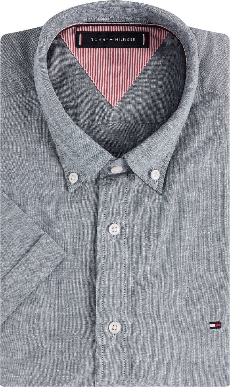 Tommy Hilfiger Short Sleeve Shirt | Davids Of Haslemere