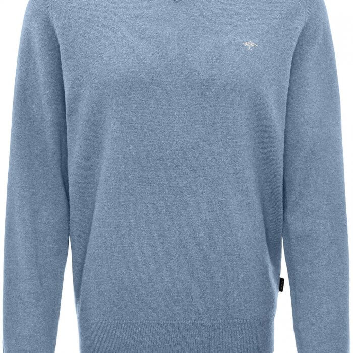 Fynch Hatton V Neck Sweater | Davids Of Haslemere