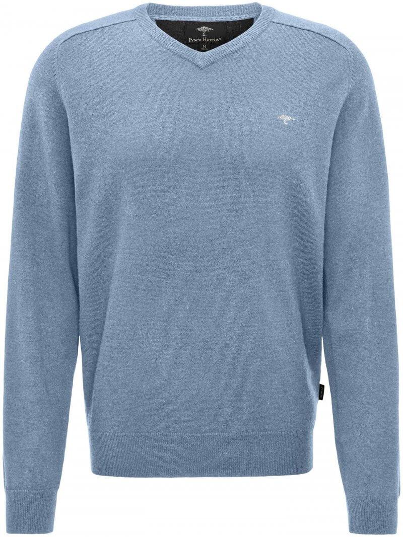 Fynch Hatton V Neck Sweater | Davids Of Haslemere