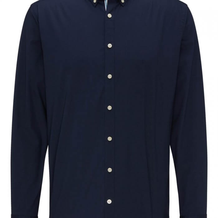 Fynch Hatton Premium Stretch Shirt | Davids Of Haslemere