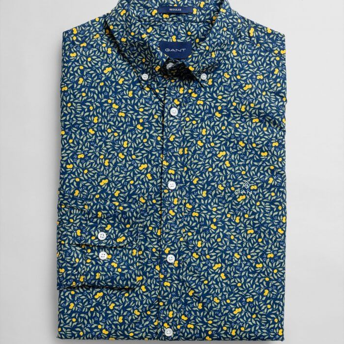 Tommy Hilfiger Lemonade Shirt | Davids Of Haslemere