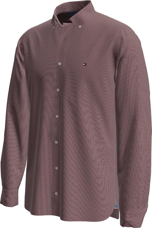 Tommy Hilfiger Long Sleeve Shirt | Davids Of Haslemere