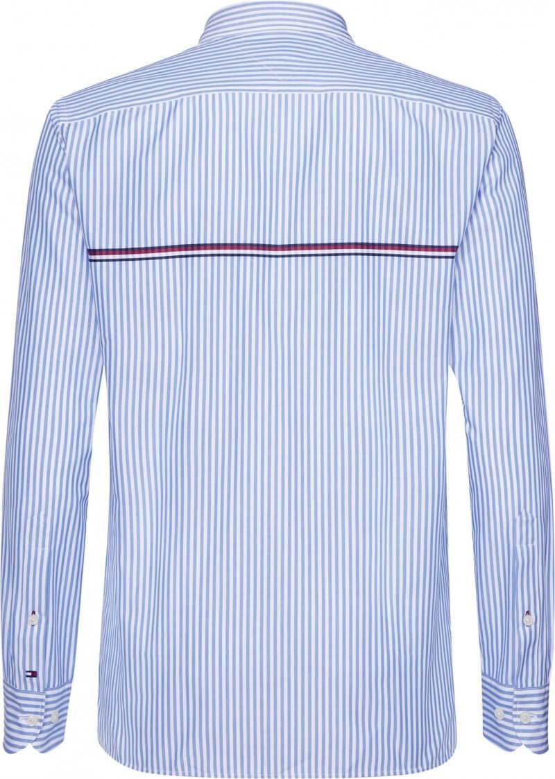 Tommy Hilfiger Striped Shirt | Davids Of Haslemere