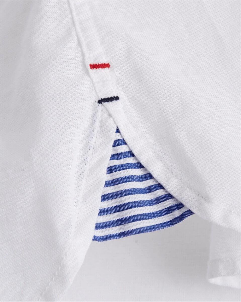 Tommy Hilfiger Short Sleeve Shirt | Davids Of Haslemere
