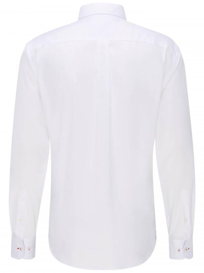 Fynch Hatton Maritime Shirt White | Davids Of Haslemere