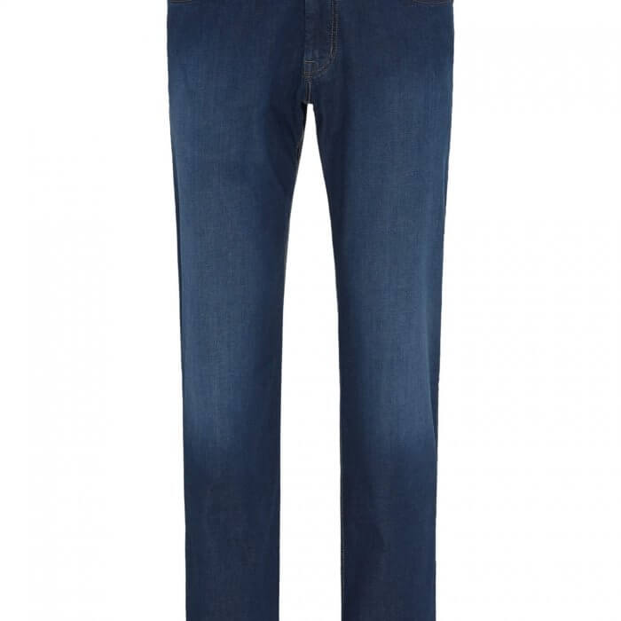 Fynch Hatton Mombasa Summer Denim Jeans | Davids Of Haslemere