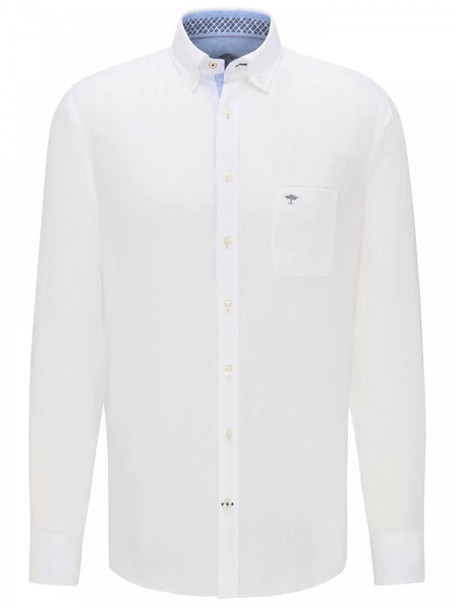 Fynch Hatton Long Sleeve Shirt | Davids Of Haslemere