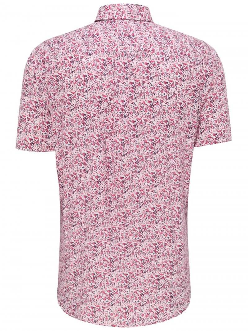 Fynch Hatton Cotton Shirt | Davids Of Haslemere