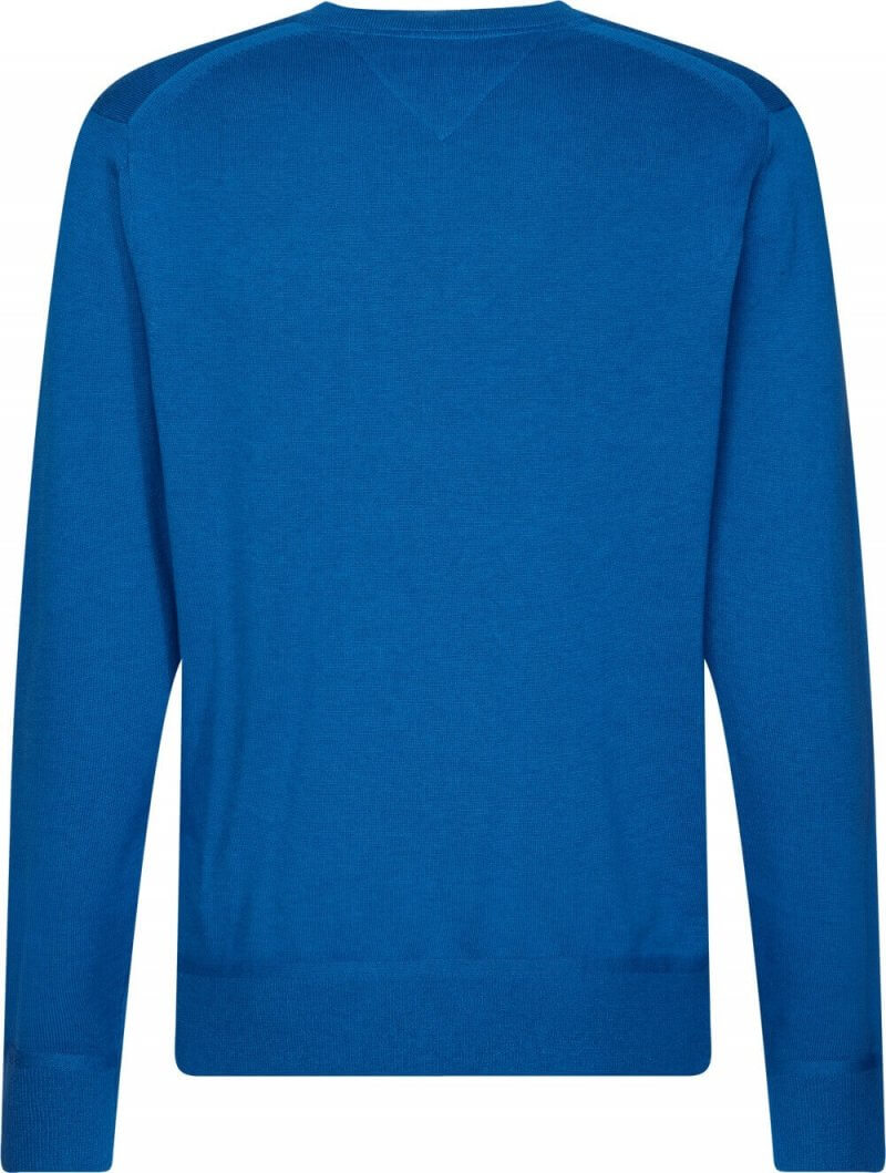 Tommy Hilfiger V Neck Jumper | Davids Of Haslemere