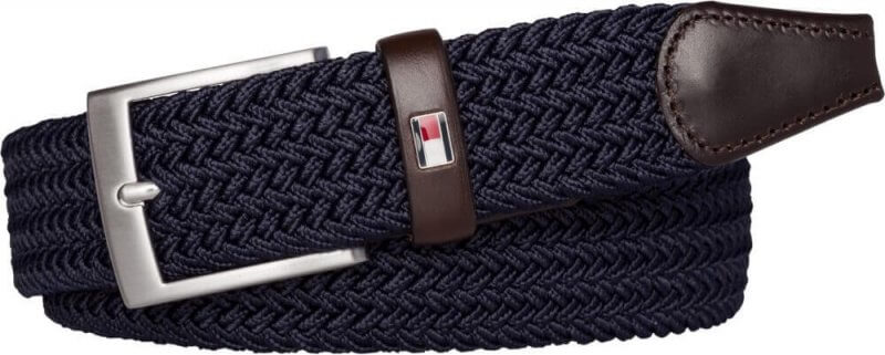 Tommy Hilfiger Belt | Davids Of Haslemere