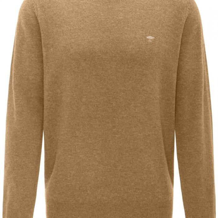 Fynch Hatton O Neck Jumper | Davids Of Haslemere