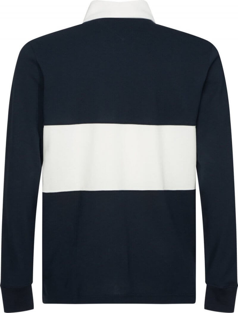 Tommy Hilfiger Rugby Polo | Davids Of Haslemere