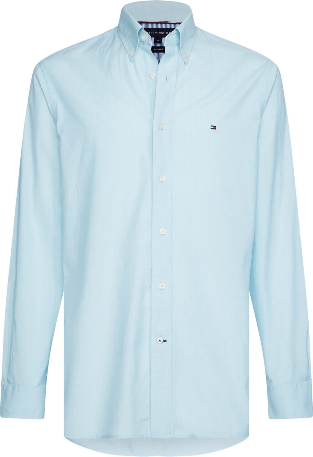 Tommy Hilfiger Oxford Shirt | Davids Of Haslemere