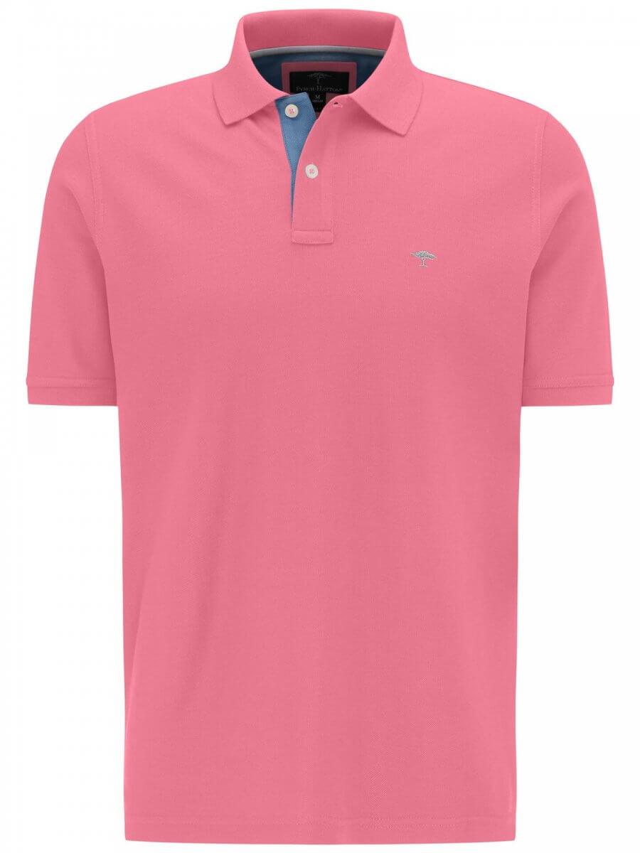 Fynch Hatton Supima Cotton Polo Shirt | Davids Of Haslemere
