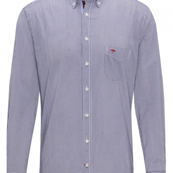 Fynch Hatton Buttoned-down Shirt | Davids Of Haslemere