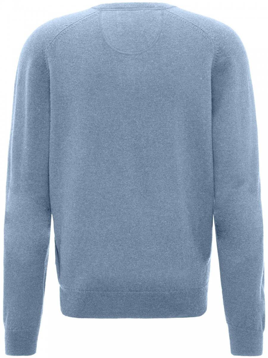 Fynch Hatton V Neck Sweater   Davids Of Haslemere