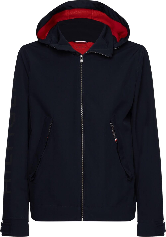 Tommy Hilfiger Hooded Jacket | Davids Of Haslemere